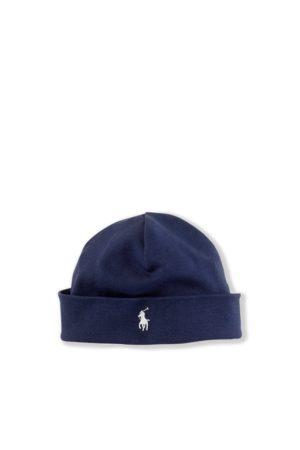 Baby Boy Cotton Interlock Hat