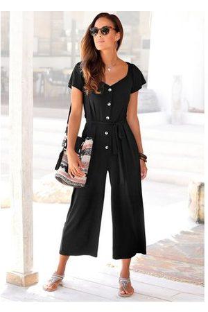 Lascana Jumpsuit in culotte-stijl