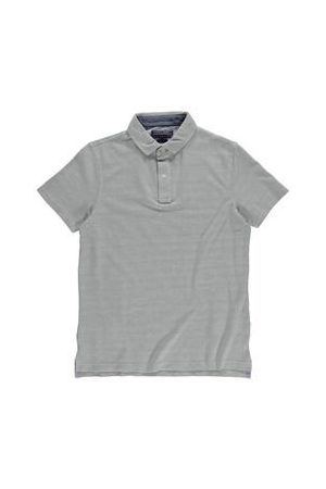 Tommy Hilfiger Heren poloshirt New OXFORD POLO S/S SF, effen