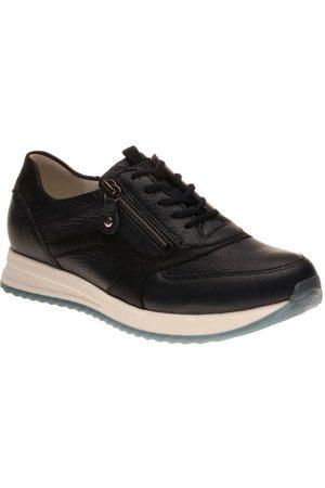 Waldläufer Dames Sneakers - _h 752002-wijdte-h