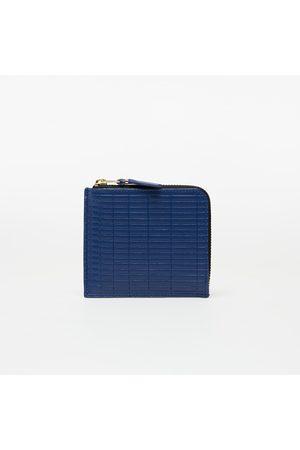 Comme des Garçons Comme des Garçons Brick Line Blue Wallet Blue