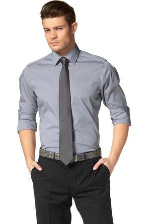 OLYMP Zakelijk overhemd 'Level 5 Chambray