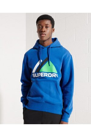 Superdry Heren Shirts - Mountain Sport hoodie