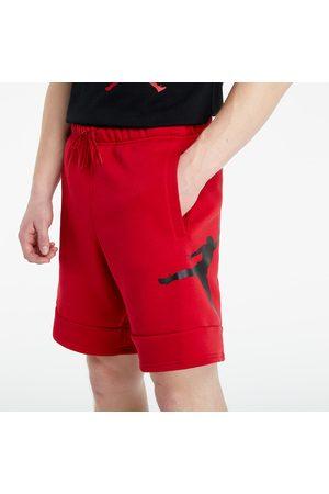 Jordan Jumpman Air Fleece Shorts Gym Red/ Gym Red/ Black