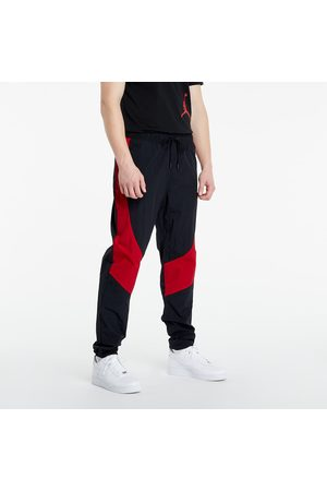 Jordan Flight Suit Pants Black/ Gym Red