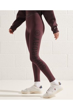 Superdry Dames Leggings & Treggings - Essential 7/8 legging