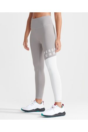 Superdry Dames Leggings - Sport Training 7/8-legging met print