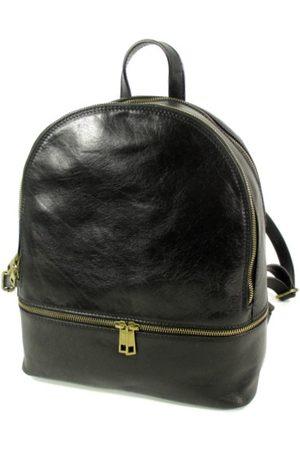 My Bag Dames Rugzakken - Chique Italiaans leren dames rugzak
