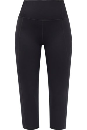 GIRLFRIEND COLLECTIVE High-rise Compression Cropped Leggings - Womens - Black