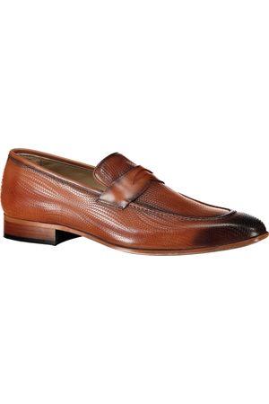Jac Hensen Premium Heren Loafers - Instapper - Cognac