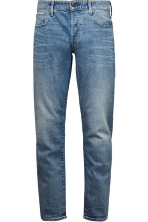 G-star Heren jeans 3301 straight tapered 51003-c052-8436