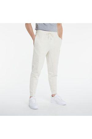 Nike Heren Broeken - Sportswear Tech Fleece Pants Revival White/ Heather