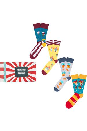 Moustard Circus giftbox 4-pack