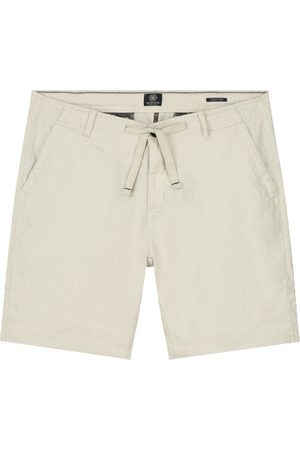 Dstrezzed Heren Bermuda's - Beach Shorts Heavy Linen 515284/255
