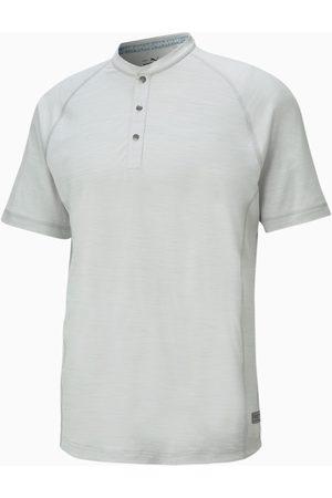 PUMA EGW CLOUDSPUN Mat Henley golfpoloshirt voor Heren, , Maat 3XL |