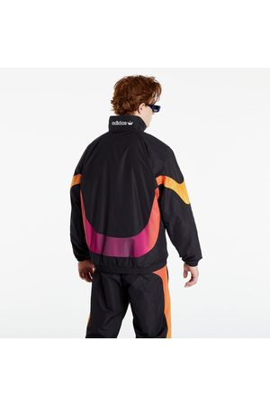 adidas Adidas Sport Spray Track Top Black