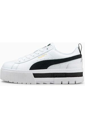 PUMA Mayze Lth sneaker dames, / , Maat 36 |