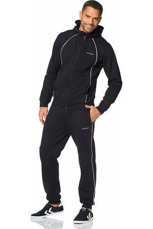 EASTWIND Heren Homewear - Joggingpak met contrasteffecten