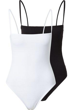 Missguided Dames Bodysuit - Shirt body