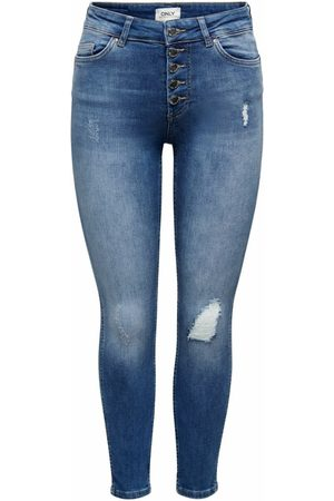 ONLY Dames Skinny - Jeans 'Bobby