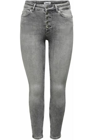 ONLY Dames Skinny - Jeans 'Bobby Life
