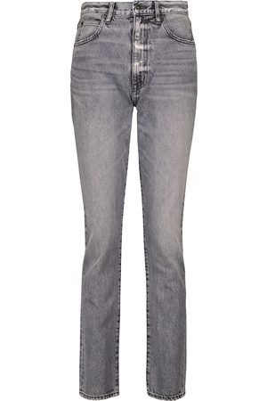 SLVRLAKE Beatnik high-rise slim jeans