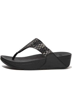 FitFlopTM Dames Slippers - Lulu-silky-weave-slides