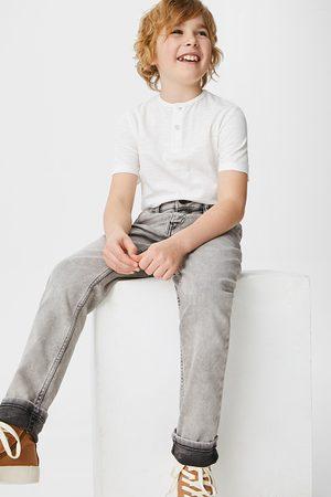C&A Slim Jeans-biokatoen