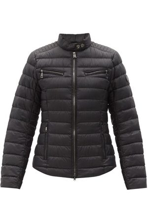 Bogner Lena Recycled-fibre Down Golf Jacket - Womens - Black