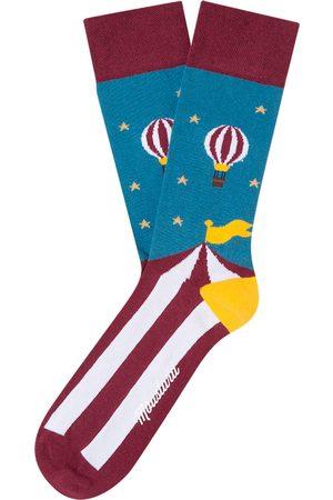 Moustard Sokken & Kousen - Circus & baloons