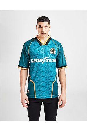 Score Draw Wolverhampton Wanderers FC '96 Away Retro Shirt Heren - Heren