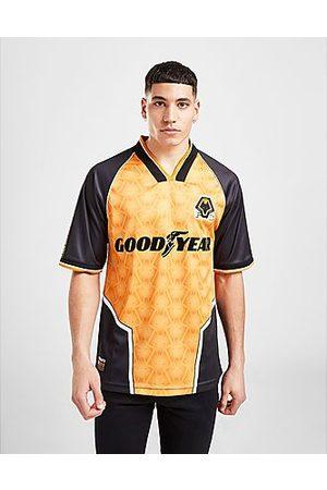 Score Draw Heren Shirts - Wolverhampton Wanderers FC '96 Home Retro Shirt Heren - Heren