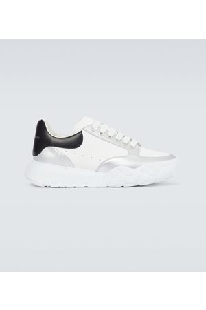 Alexander McQueen New Courtsteel sneakers
