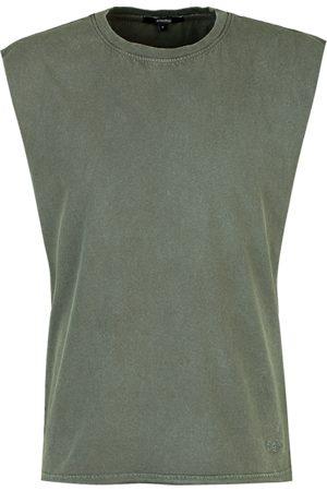 Tigha Heren Tanktop Maze Vintage 21031 (vintage grey)