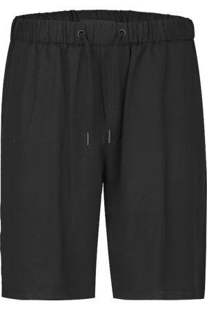 Tigha Heren Beachwear Aleko Loose Shorts 21031 (black)