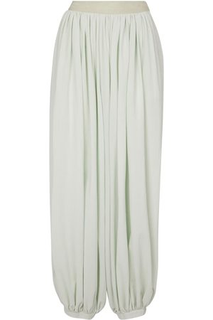 Loewe Paula's Ibiza wide-leg cotton pants