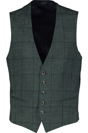 Jac Hensen Heren Gilets - Trouwgilet - Slim Fit - Gr