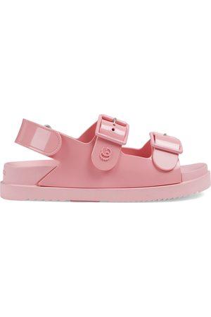 Gucci Dames Sandalen - Women's sandal with mini Double G