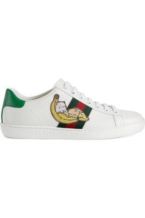 Gucci Dames Sneakers - Bananya x Ace sneaker