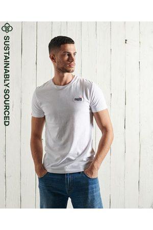 Superdry Heren Shirts - Geborduurd Orange Label Vintage T-shirt