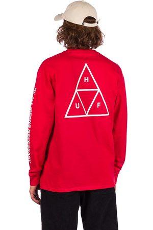 Huf Heren Lange mouw - Essential TT Long Sleeve T-Shirt