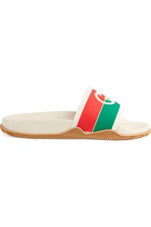 Gucci Interlocking G slide sandal