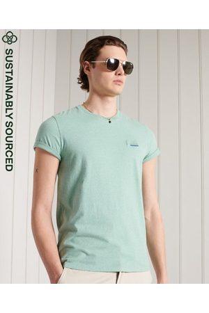 Superdry Geborduurd Vintage T-shirt van biologisch katoen