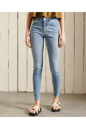 Superdry Dames Skinny - Mid Rise Skinny Jeans