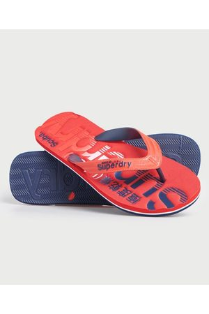 Superdry Heren Slippers - Classic Scuba teenslippers