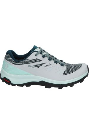 Salomon Dames Sneakers - Outline GTX W Pearl Blue Icy Morn