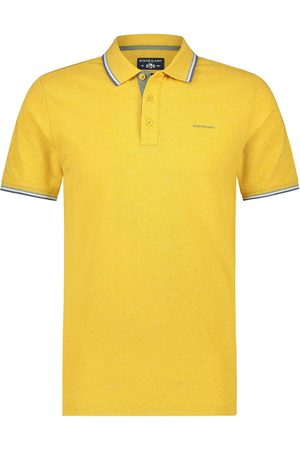 State of art Heren Poloshirts - Polo geel