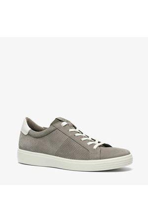 Ecco Soft Classic leren heren sneakers
