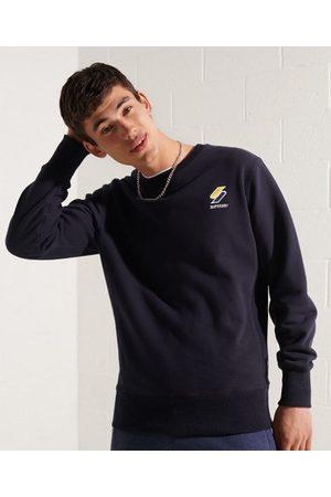 Superdry Heren Shirts - Sportstyle Essential sweatshirt met ronde hals