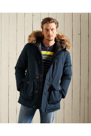Superdry Heren Jacks - Rookie donsparka